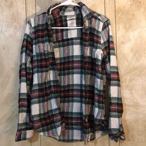Soft American Eagle Flannel
